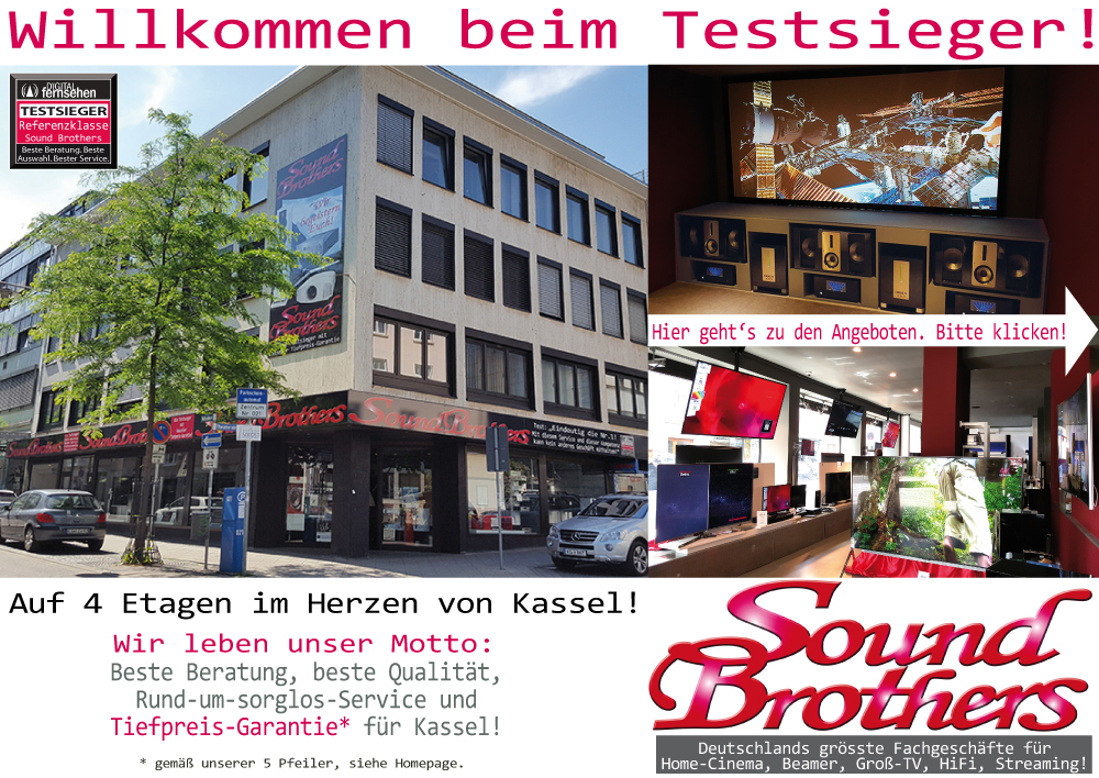 Sound Brothers sound brothers kassel göttingen berlin