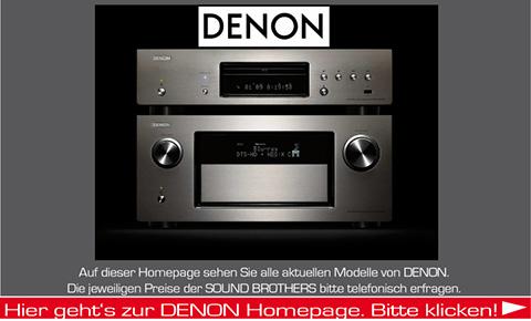 AV-Receiver der Firma Denon