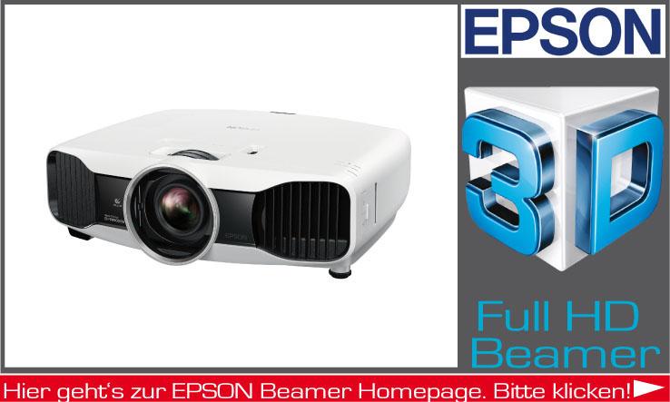 Beamer der Firma Epson