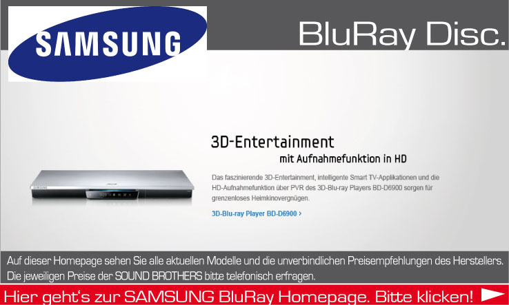 Beamer der Firma Samsung