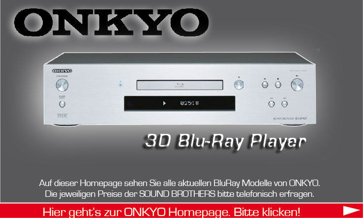 BluRay-Player der Firma Onkyo