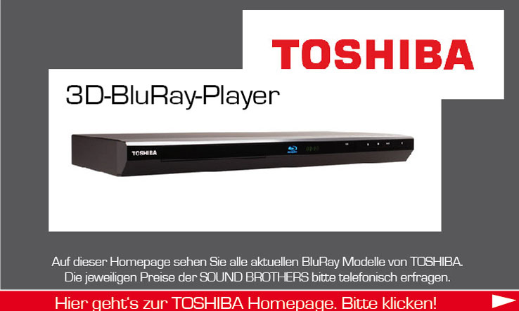 BluRay-Player der Firma Toshiba