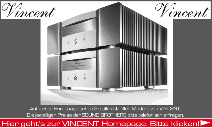 Hifi Produkte der Firma Advance Acoustic